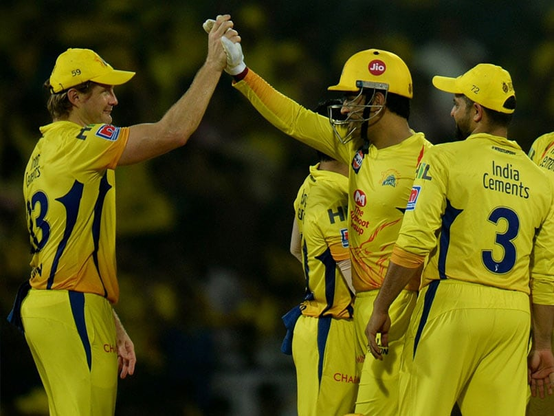 He is still playing incredibly well: Shane Watson on MS Dhoni