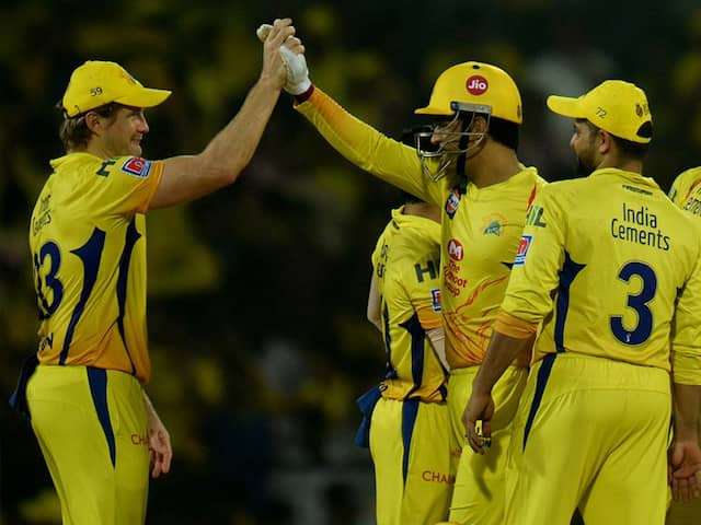 MS Dhoni Still Has The Skill, Its On Him When To Retire, Says Shane Watson