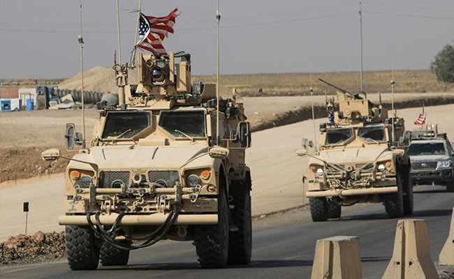 US Military Calls On Kurdish Forces In Northeast Syria