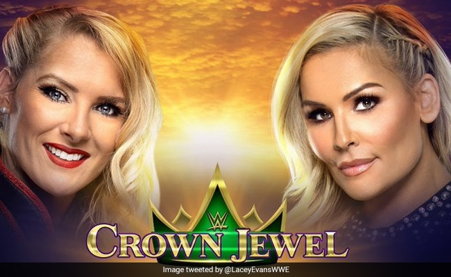 WWE To Hold First-Ever Women's Wrestling Match In Saudi Arabia On Thursday