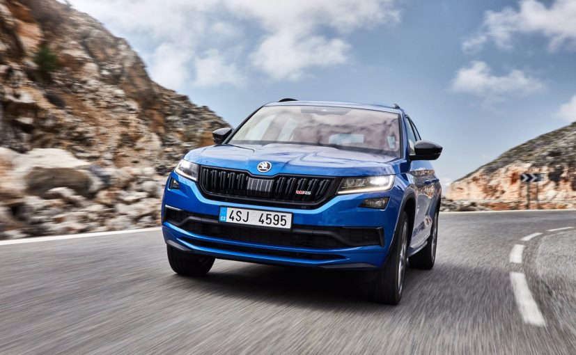 The biggest upgrade over the regular Kodiaq, will be the 2.0-litre twin-turbocharged diesel engine