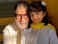 अमिताभ बच्चन ने ऐश्वर्या, आराध्या और अभिषेक के साथ इस अंदाज में सेलिब्रेट किया बर्थडे, देखें Pics