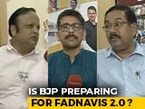 Video : Maharashtra Elections: Is BJP Preparing For Fadnavis 2.0?
