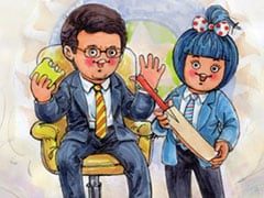 """<i>Dada Kiya Toh...</i>"" Amul Cheers Sourav Ganguly For BCCI Top Job"