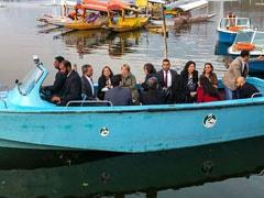 """""""Kashmir Not An International Issue"""": Sena Questions EU Lawmakers' Visit"""