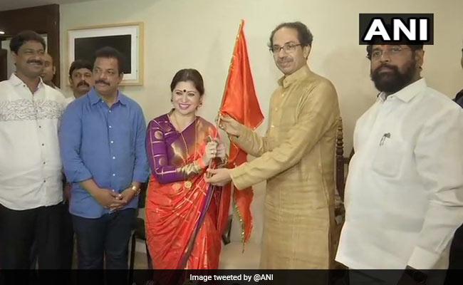 Maharashtra Election 2019: Deepali Sayed To Contest On Shiv Sena Ticket