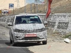 Tata Tiago Facelift Spotted Testing Once Again