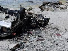 उत्तराखंड में 350 मीटर गहरी खाई में गिरी कार, ITBP ने चलाया रेस्क्यू ऑपरेशन, बरामद किए 5 शव