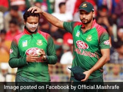Mashrafe Mortaza, Mushfiqur Rahim Show Solidarity With Shakib Al Hasan, Post Heartfelt Messages