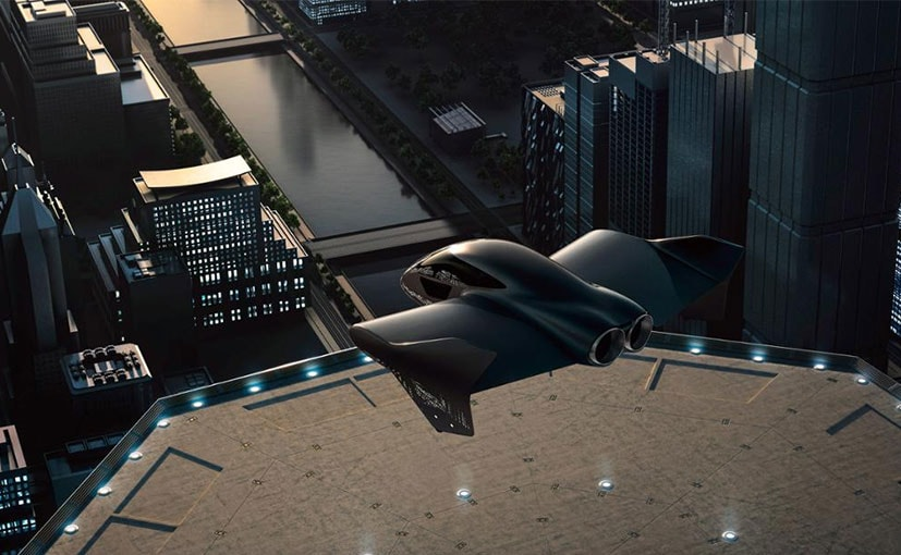 Porsche forecasts that the urban air mobility market will pick up speed after 2025.