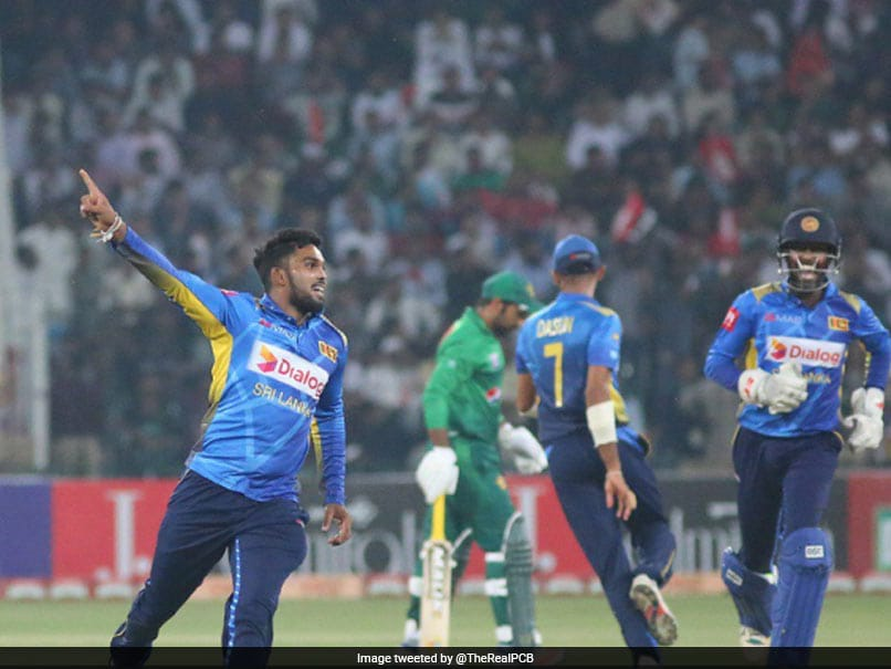 PAK vs SL 2nd T20: Sri Lanka win second T20 by by 35 runs