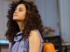 Taapsee Pannu Says Her Pay Has 'Skyrocketed But Still Far From What Heroes Earn'
