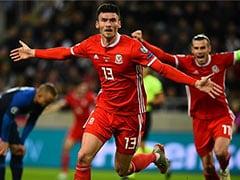 Euro 2020 Qualifiers: Former Lifeguard Kieffer Moore Keeps Wales