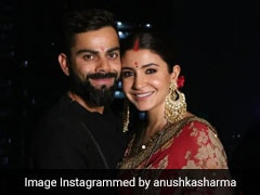 "On Karwa Chauth, ""Fasting Partners"" Virat Kohli, Anushka Sharma Post Pics"