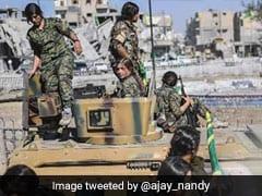 अमेरिकी सेना ने IS की 1,500 से ज्यादा महिलाओं को इराक भेजा