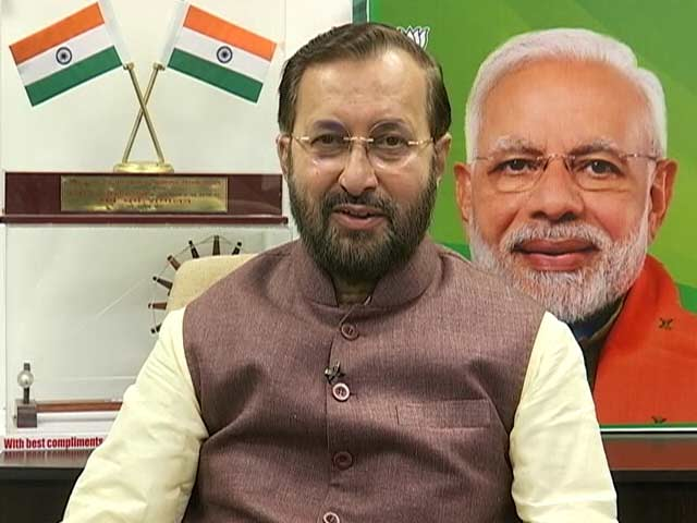 Video : There Is Growing Awareness About Environmental Issues: Prakash Javadekar