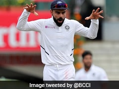BCCI Asks Fans To Caption Virat Kohli