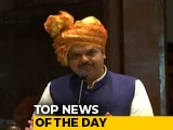Video : Full Term For Devendra Fadnavis, Deputies From BJP, Sena Likely: Sources
