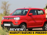 Video : Maruti Suzuki S-Presso Review