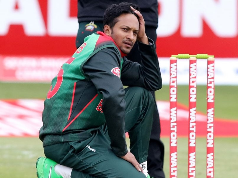 """""""Our Cases Different"""": Banned Former Bangladesh Captain Mohammad Ashraful On Shakib Al Hasan"""
