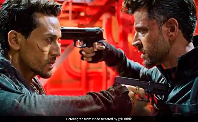 War Box Office Collection Day 4: Hrithik Roshan And Tiger Shroff's Film Collects Rs 128 Crore