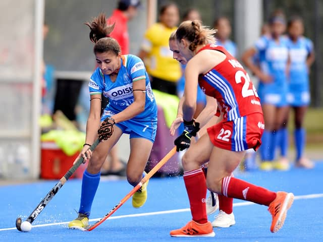 Indian Womens Hockey Team Hold Great Britain To Goalless Draw
