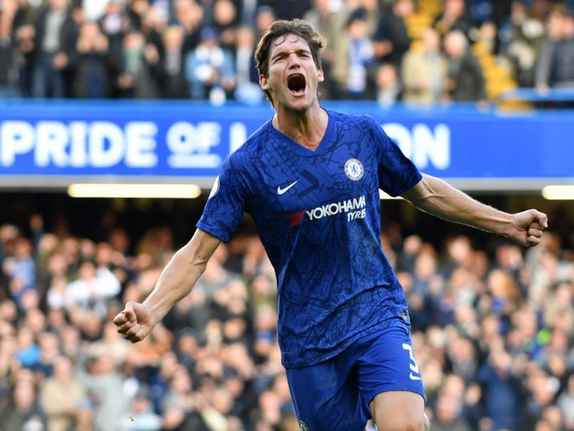 Chelsea vs Newcastle: Marcos Alonso Scores Winner Against Newcastle As Chelsea Go Third