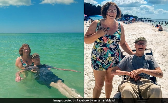 Florida Man Celebrates 93rd Birthday By Swimming In Ocean For The First Time