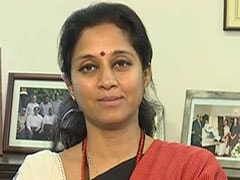"""""""Set Politics Aside, Help PMC Bank Depositors"""": Supriya Sule To Centre"""