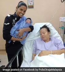Policewoman Helps Deliver Baby Boy In Cab. He Is Named After Her