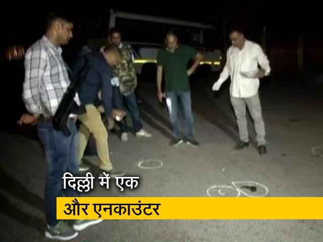 Videos : अमर कालोनी में हुए एनकाउंटर में इनामी बदमाश गिरफ्तार