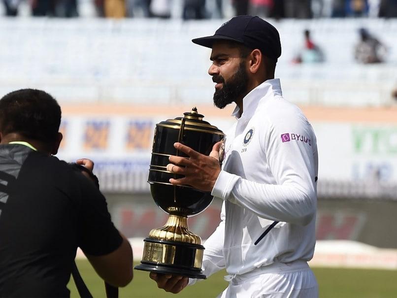 """We Believe We Can Win Anywhere"": Virat Kohli"