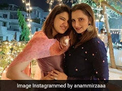 Sania Mirza Confirms Sister Anam