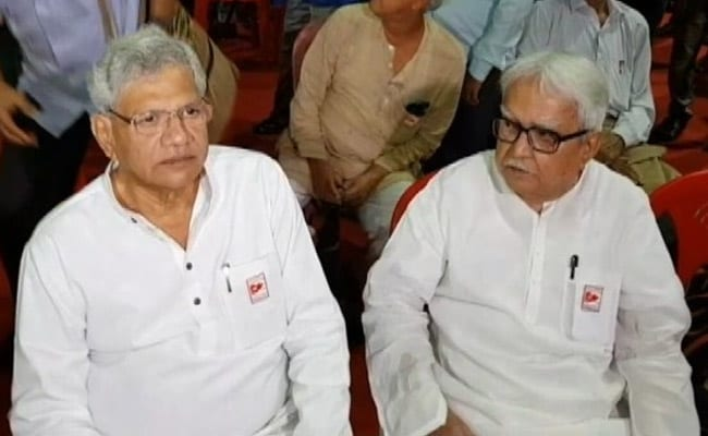 'Its Inquilab vs Hindutva': CPM At Launch Of 100 Year Celebration Event