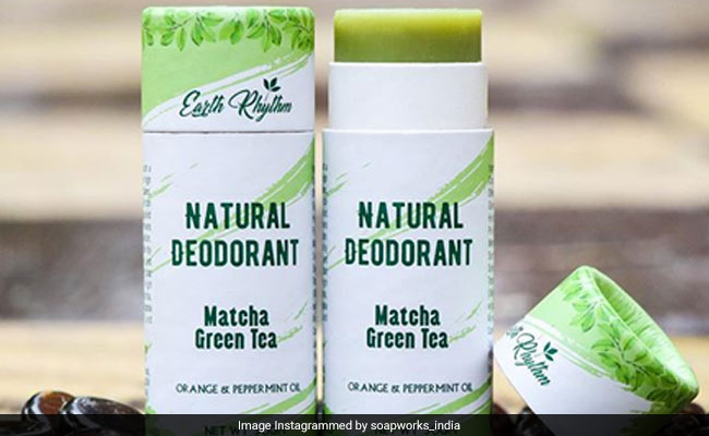 10 Natural Deodorants That Won't Damage Your Skin