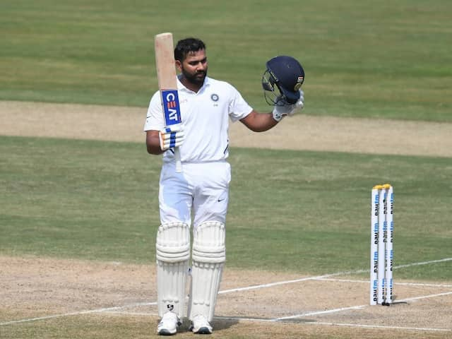 India vs South Africa: Rohit Sharma First Batsman To Score Two Hundreds In 1st Match As Opener