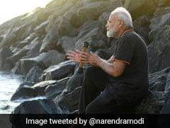 "PM Modi Tweets Tamil Version Of His Poem; Kollywood Says ""Thank You"""