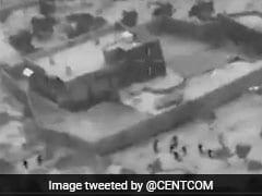 अबू बक्र अल-बगदादी के ठिकाने पर हमले का Video, पेंटागन ने किया जारी