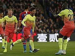 Crystal Palace vs Manchester City: Manchester City Blank Crystal Palace To Narrow Gap With Liverpool