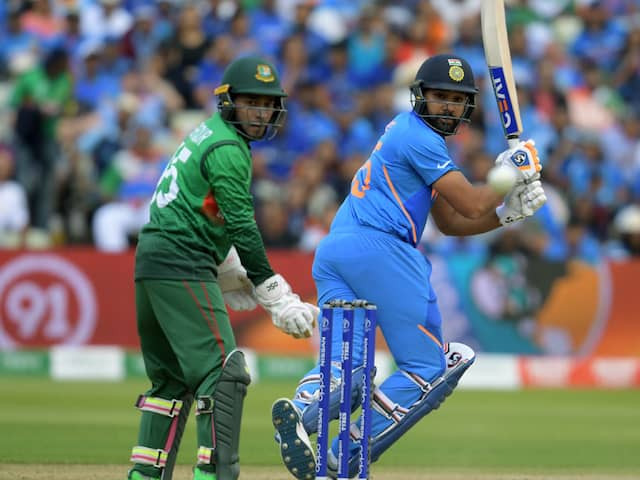 IND vs BAN: Thats Why Rohit Sharma receives the ball on his thigh, left the practice session