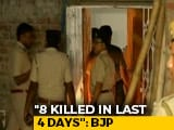 Video : Bengal Police Takes To Twitter Over Murshidabad Murders As BJP Ups Attack
