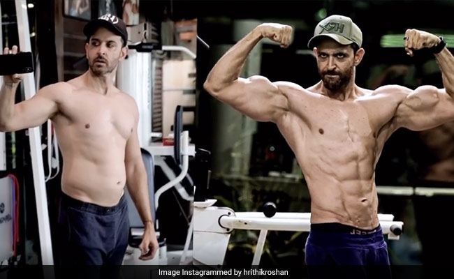 Viral: How Hrithik Roshan Transformed For His Role In War