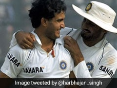 Sourav Ganguly Seeks Harbhajan Singh's Support Ahead Of New Innings As BCCI President