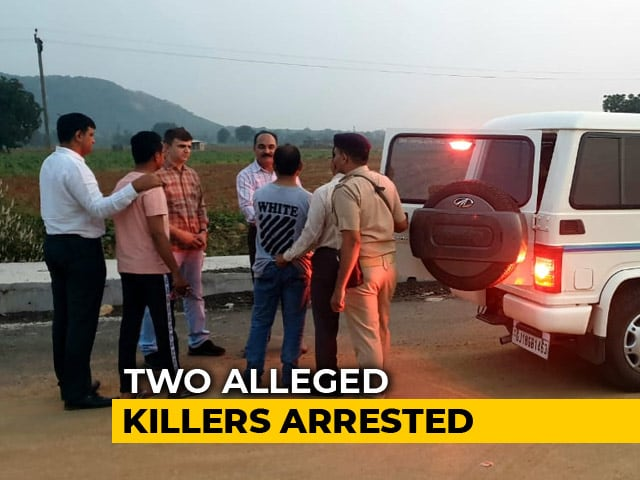 Video : 2 Accused Of Hindu Group Leader Kamlesh Tiwari Murder Arrested In Gujarat