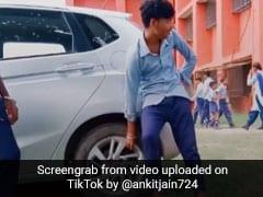 TikTok Top 5: टीचर ने मारा थप्पड़ तो बच्चों ने निकाल दी कार की हवा, देखें Viral Video