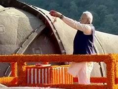 Rashtriya Ekta Diwas 2019: गुजरात में 'स्टैच्यू ऑफ यूनिटी' पर PM Modi ने सरदार पटेल को दी श्रद्धांजलि
