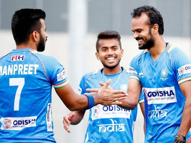 India Beat Belgium 5-1 In Final Tour Game To Maintain 100 Percent Record