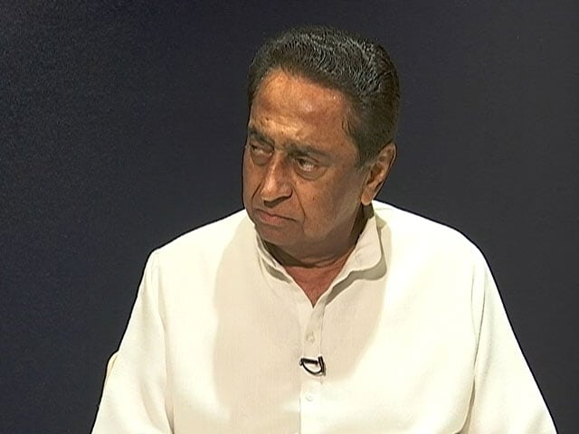 "Video : ""Why Not"": Kamal Nath On Leadership Role For Jyotiraditya Scindia"