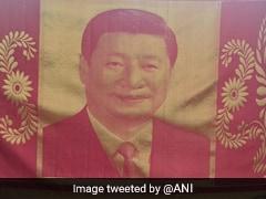PM Narendra Modi Gifts Hand-Woven Silk Portrait To Xi Jinping