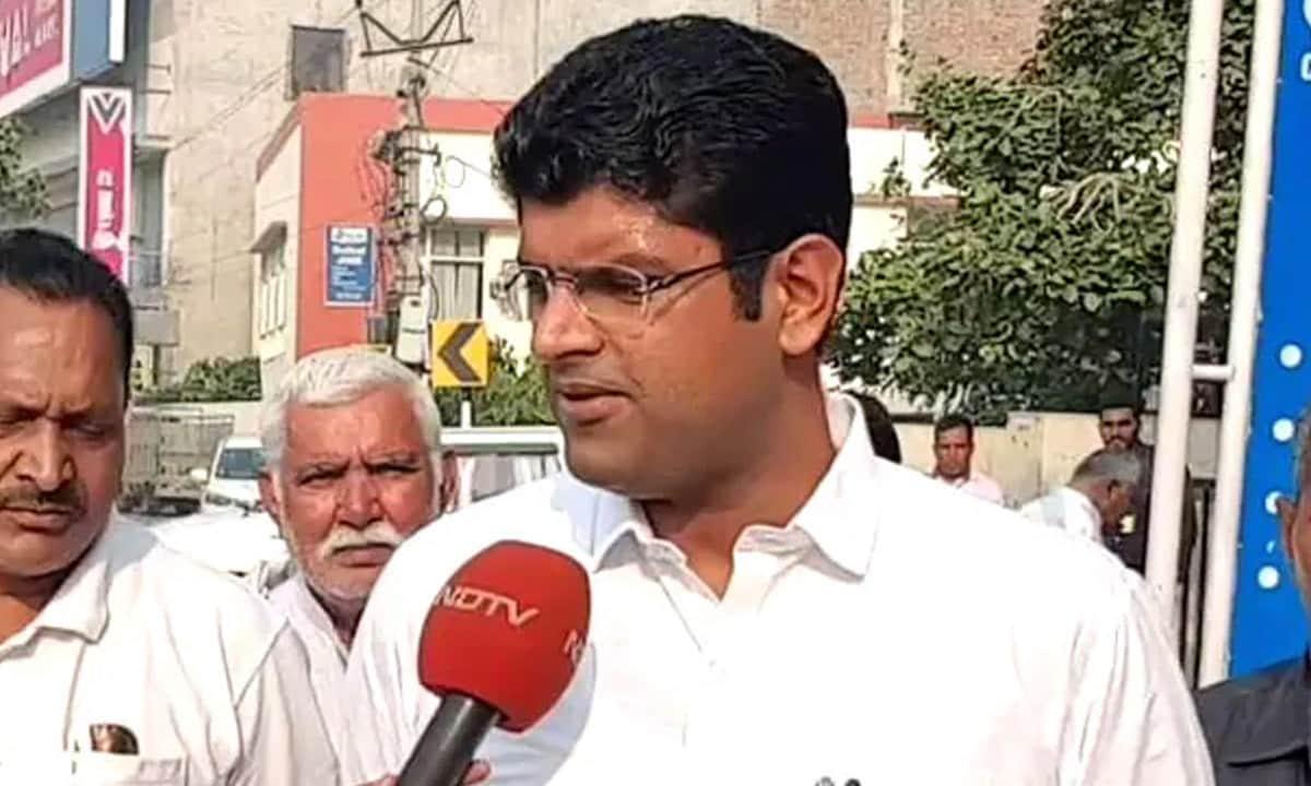BJP's Haryana Ally Dushyant Chautala Says Won't Contest Delhi Polls